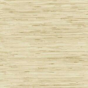 Wallpaper Textured Vinyl Faux Grasscloth Cream Tan