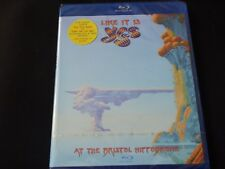 Yes - Like It Is At The Bristol Hippodrome BLU-RAY ASIA GTR XYZ STEVE HOWE CIRCA
