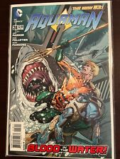 Aquaman Comic Lot Issues #28,29,30,31,32 New 52 Nm 1st Print 1st App Hercules