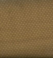 Compose tiny stars and dots tan  David fabric