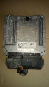 AUDI A6 C7 16-18 ENGINE CONTROL UNIT 04L906021HA / 0281033073 x584