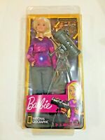 Barbie National Geographic Astrophysicist Doll Telescope Star Map Space Kids