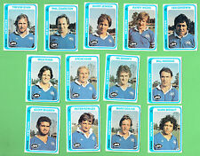 1979  NEWTOWN JETS  SCANLENS RUGBY LEAGUE CARDS - ALL  13  CARDS