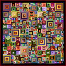 """EPISODES - 91"""" - Pre-cut Quilt Kit by Quilt-Addicts Queen size"""