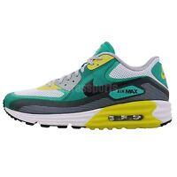 Nike Air Max Lunar90 C3.0 White Black Green Mens Running Shoes 90 631744-103