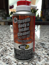 BG Produtcs Throttle Body & Intake Cleaner 4058 1 NEW 5oz Can By BG 44K