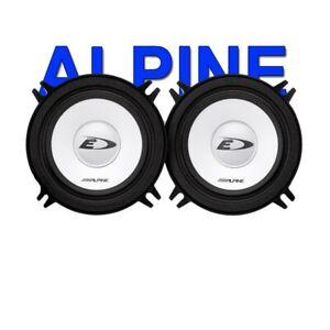 Alpine SXE1350W - 13cm Tief-Mittelöner | Kickbässe 130mm Lautsprecher Boxen PAAR