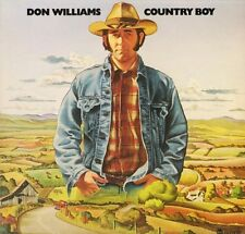 DON WILLIAMS country boy ABCL 5233 uk abc 1977 LP PS EX/EX