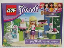 LEGO FRIENDS Stephanie's Outdoor Bakery #3930 45 pc set Age 5+