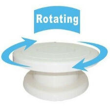 28cm Cake Decorating Revolving Rotating Icing Kitchen Display Turntable Stand