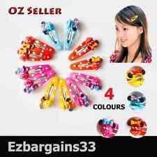 36x Beautiful non-slip Hair Clips for Kids 3cm each