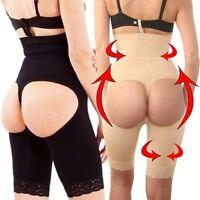 Push up Panty Bauchweg Hose Mieder Figurformer Body former Slip Hüft Shaper