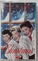Andrews Sisters Christmas Cassette.1987 MCA MCAC 20415.Jingle Bells+