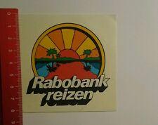 Aufkleber/Sticker: Rabobank Reizen (08101626)