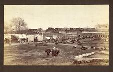Photo Albuminé Tanger Maroc Marocco Vers 1880