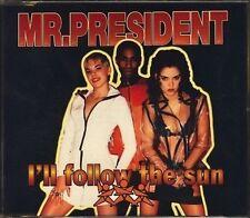 Mr. President I'll follow the sun (1995) [Maxi-CD]