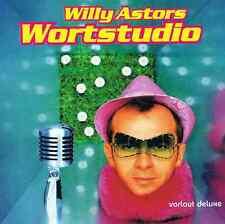 Willy Astors - Wortstudio - CD Album Neu - Humorfachmann Lied für Österreich