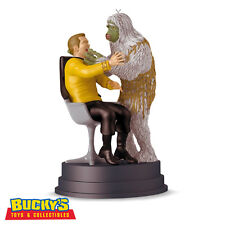 The Man Trap 2016 Hallmark Disney Star Trek Ornament Captain Kirk USS Enterprise