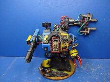 Cybot der Space Wolves UMBAU BEMALT 2