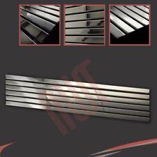 """1850 mm (W) x 440 mm (H) """"Corwen"""" CHROME horizontale écran plat Radiateur - 2987 BTU"""