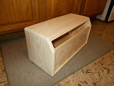 TRM pine head cabinet fits Twin Reverb. Unfinished Project. made to order