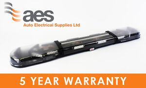 Britax A13750.240.DV Low Profile Flashing LED Light Bar ECE R65 1250mm (4ft)