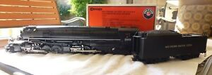 Lionel Southern Pacific AC-9 2-8-8-4 Articulated Steam Engine & Tender O Scale