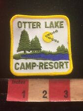 Otter Lake Camp Resort Patch 86Wj