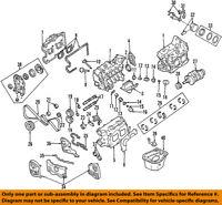 SUBARU OEM 05-12 Legacy-Engine Timing Cover 13570AA045