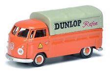 Schuco VW Volkswagen T1 Dunlop Reifen 1:87 Artikel 45 262 0100