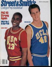Street & Smith's College/Prep Basketball 1990-91