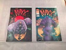 The Maxx #1 & #4  Image (March 1993)  NM BAG & BOARD