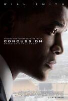 Concussion - original DS movie poster - 27x40 D/S FINAL
