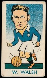 Kiddy's Favourites - 'Popular Footballers' - W. Walsh (Manchester City)