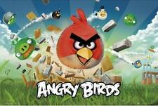 ANGRY BIRDS POSTER PC GAME