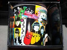 THE BEATLES 12 OZ CERAMIC COFFEE MUG NY VANDOR