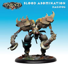 Dark Age Blood Abomination: Chaos Space Marine Dreadnought / Penitent Engine