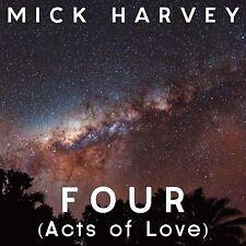 MICK HARVEY FOUR Acts Of Love DIGIPAK CD NEW