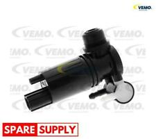 WATER PUMP, WINDOW CLEANING FOR FORD VEMO V25-08-0010 FRONT