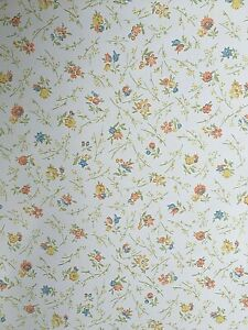 Wallpaper Years 70 Vintage Original Roll Authentic Dell' Age 342