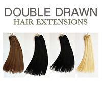 """16"""" 18"""" 20"""" 22"""" 24"""" 1 GRAM/1G Micro Ring Easy Loop Human Hair Extensions"""