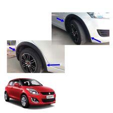 """Fender Flares Wheel Arch 3"""" Black 4 Pc For Suzuki Swift Hatchback 2012 - 2016"""