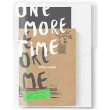 SUPER JUNIOR [ONE MORE TIME] Special Album NORMAL CD+POSTER+P.Book+Card+M.Poster