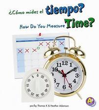 ¿Cómo mides el tiempo?/How Do You Measure Time? (Midelo/Measure It) (Spanish
