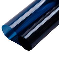 Dark Blue Decorative Window Film Privacy protective solar tint Heat control