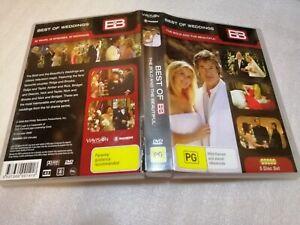 BOLD & BEAUTIFUL: BEST OF WEDDINGS (2009 Issue)  Madman Release 5 Disc Set Reg 4