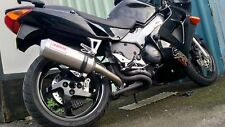 HONDA VFR 800 RC46 1998/01 EXHAUST HARRIS WORKS COLLECTION SLIP ON ROAD LEGAL