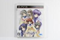 CLANNAD PS3 PS PlayStation 3 Japan Import US Seller 3P259