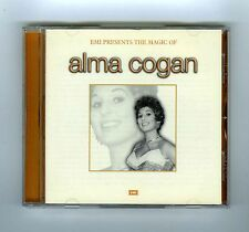 CD THE MAGIC OF ALMA COGAN