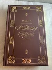 Dalmation Press Book Leather Binding Wuthering Heights N